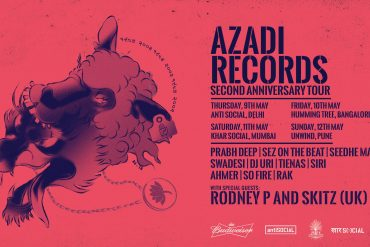 PC: Azadi Records