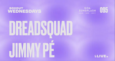 Boxout Wednesdays #095 w/ Jimmy Pe & Dreadsquad