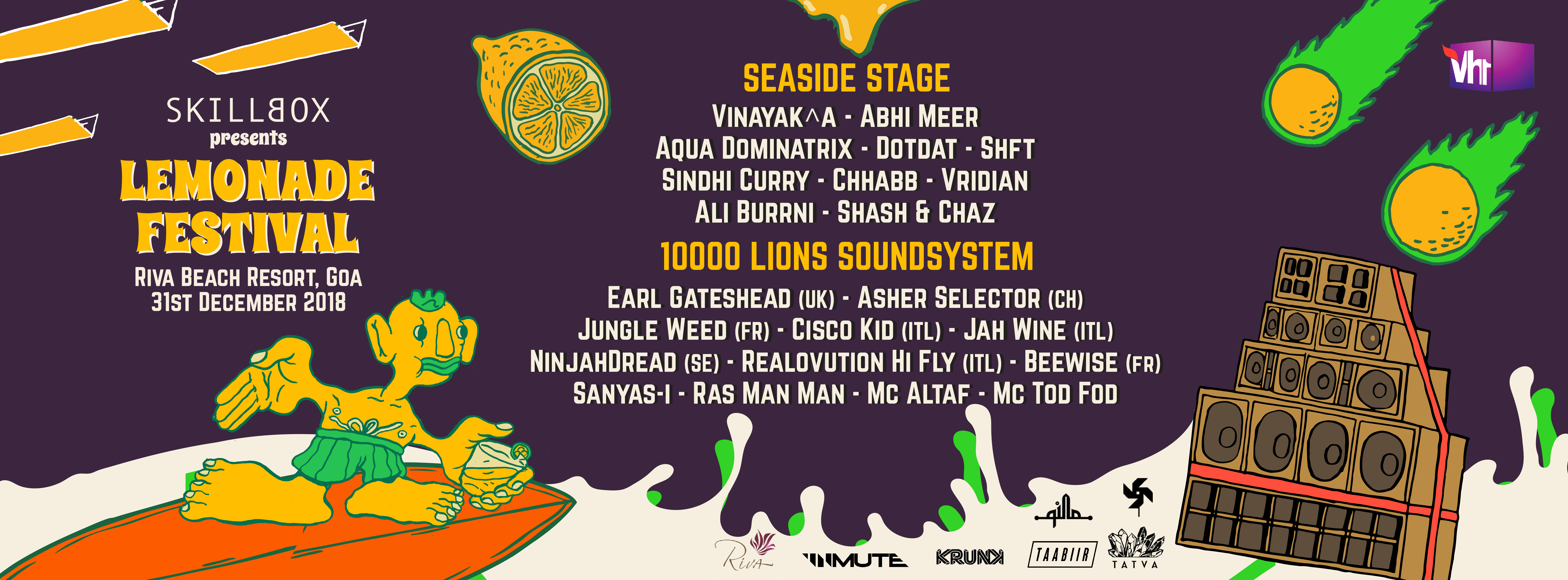 Lemonade Festival Goa